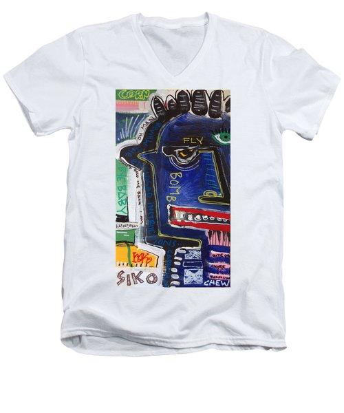 Sicko Men's V-Neck T-Shirt
