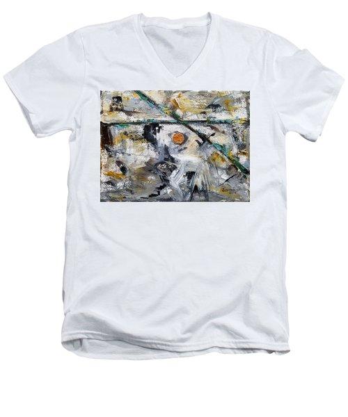 Sidewalk Penny Men's V-Neck T-Shirt
