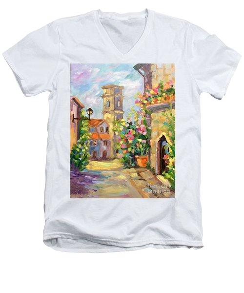 Siena Walk Men's V-Neck T-Shirt