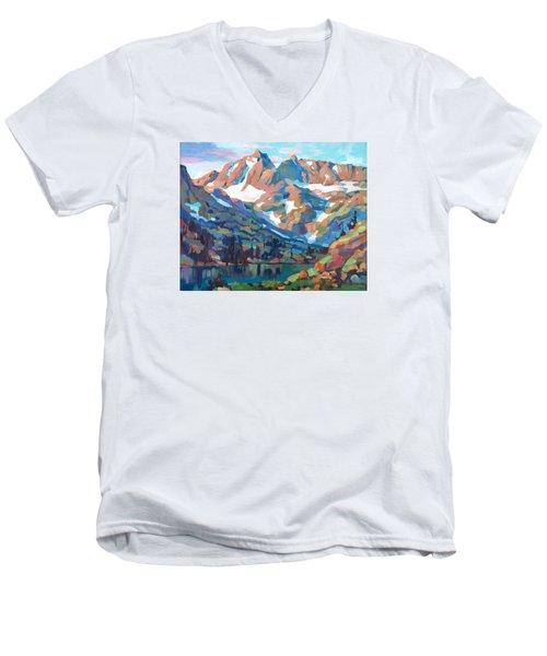 Sierra Nevada Silence Men's V-Neck T-Shirt