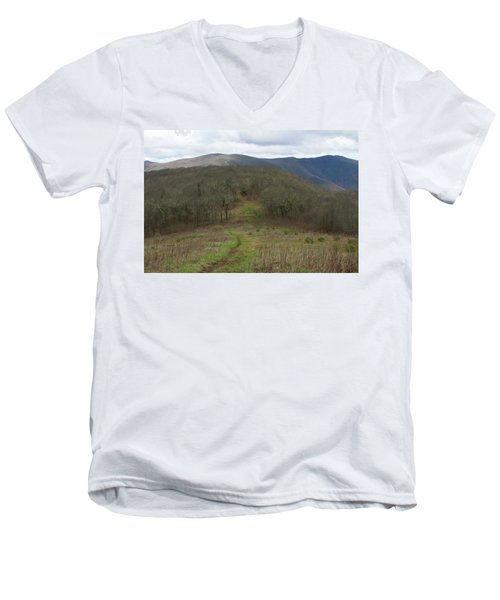 Silers Bald 2015e Men's V-Neck T-Shirt