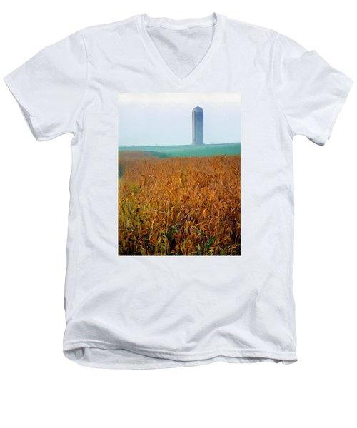 Silo 2 Men's V-Neck T-Shirt