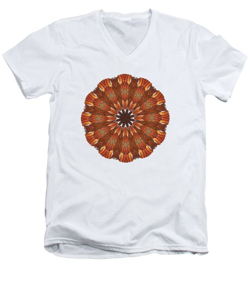 Silvanic Medallion Men's V-Neck T-Shirt