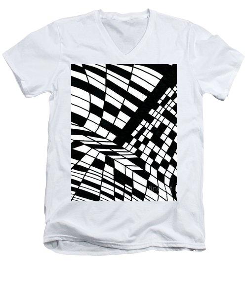 Situation Men's V-Neck T-Shirt