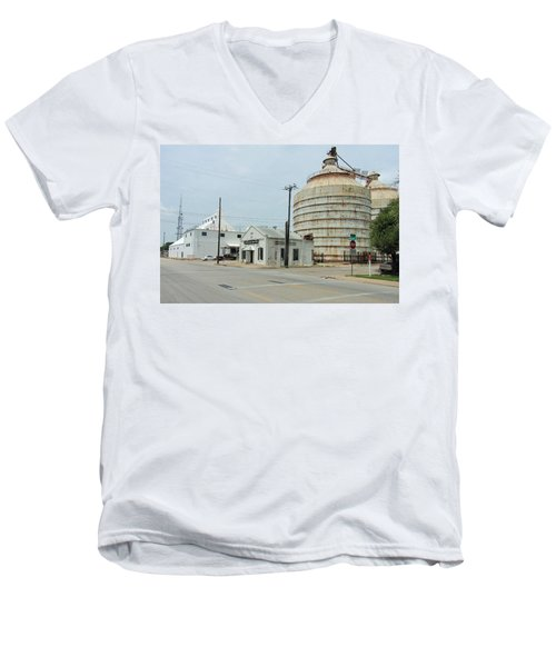 Sixth And Webster  2016bc Before Chip Men's V-Neck T-Shirt