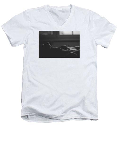 Skinscapes Men's V-Neck T-Shirt