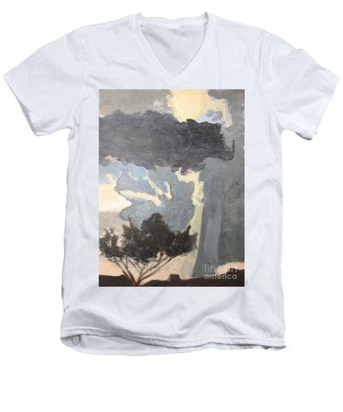 Sky Portal II Men's V-Neck T-Shirt