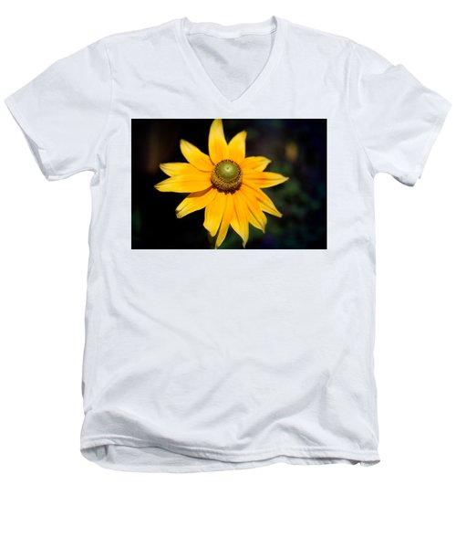 Smiling Sun Men's V-Neck T-Shirt