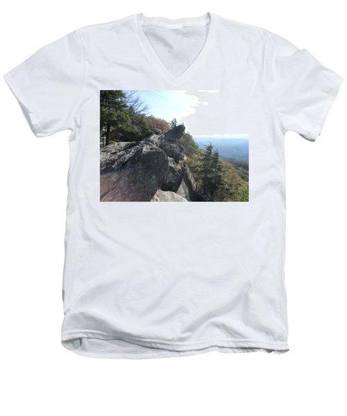 Smokies 18 Men's V-Neck T-Shirt