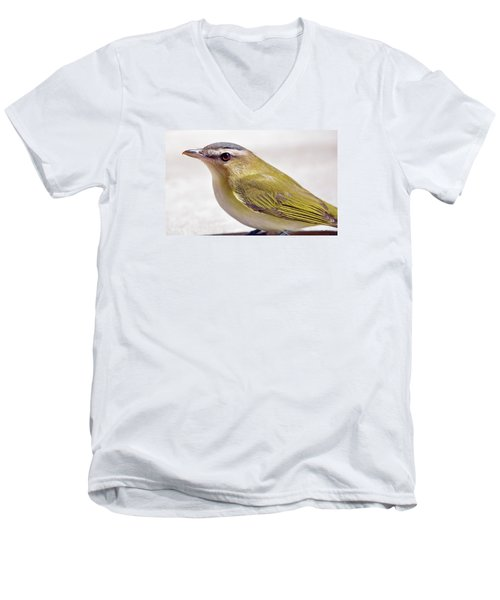 Men's V-Neck T-Shirt featuring the photograph Smooth by Glenn Gordon