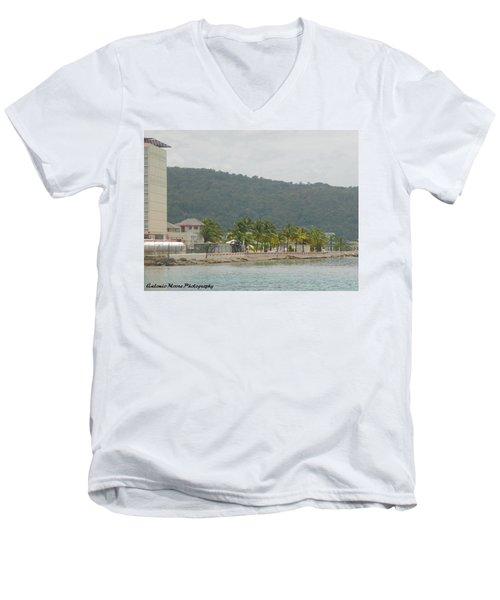 So Ocho Men's V-Neck T-Shirt