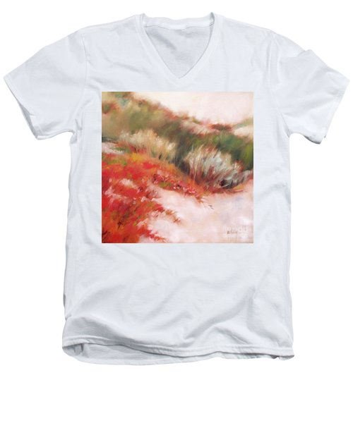 Soft Dunes 1 Men's V-Neck T-Shirt