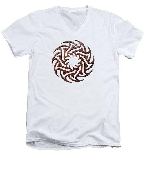 Sol Five Men's V-Neck T-Shirt