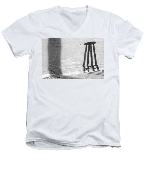 Solar Structures I 2014 1 Of 1 Men's V-Neck T-Shirt