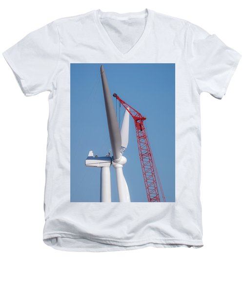 Some Assembly Required Men's V-Neck T-Shirt