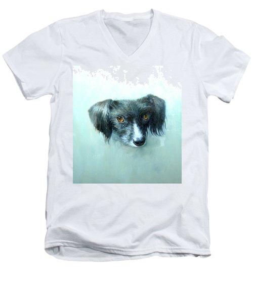 Someones Pet Men's V-Neck T-Shirt