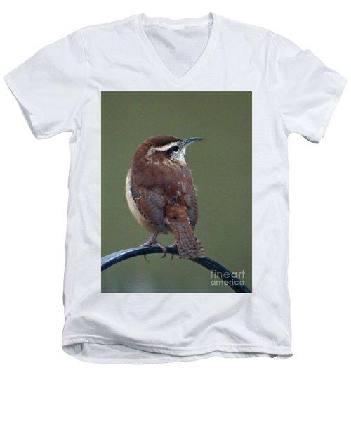 Song Bird 2 Men's V-Neck T-Shirt