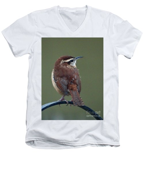 Song Bird 2 Men's V-Neck T-Shirt