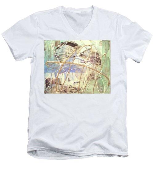 Soothe Men's V-Neck T-Shirt