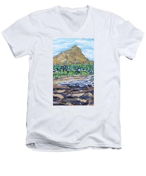 South African Coastline Part Two Men's V-Neck T-Shirt