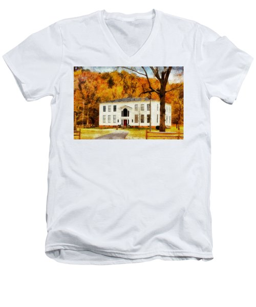 Southern Charn Men's V-Neck T-Shirt