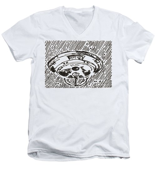 Space 2 2015 - Aceo Men's V-Neck T-Shirt