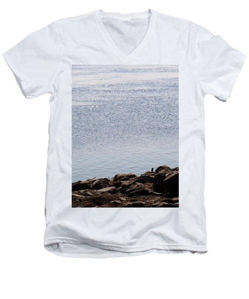 Sparkling Water Men's V-Neck T-Shirt