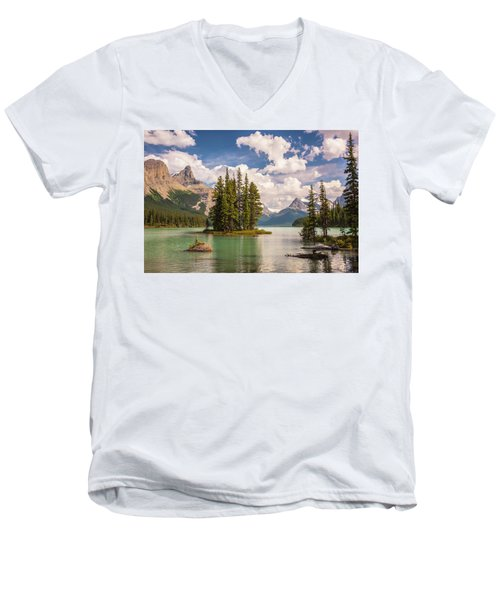 Spirit Island Men's V-Neck T-Shirt