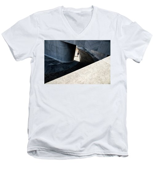 Spot Me Out Men's V-Neck T-Shirt