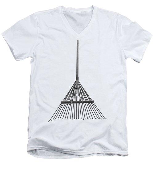 Spring Rake Men's V-Neck T-Shirt