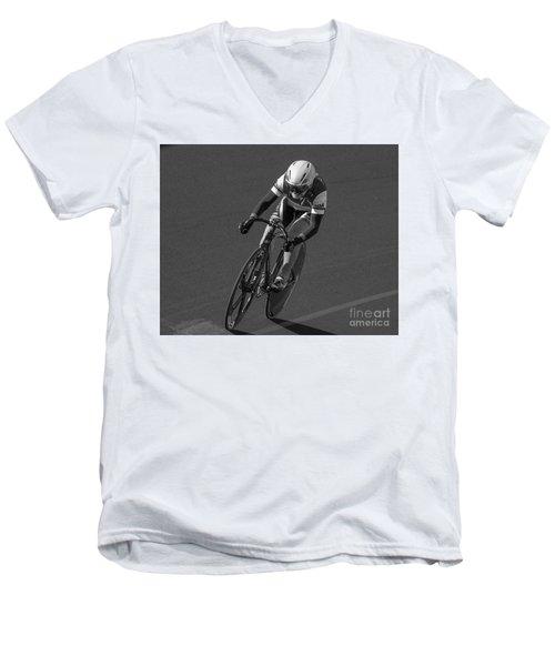 Sprint Tt Men's V-Neck T-Shirt