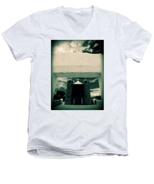Channeling Ansel Men's V-Neck T-Shirt