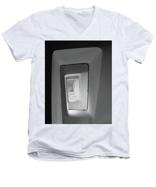 Staircase Iv Men's V-Neck T-Shirt