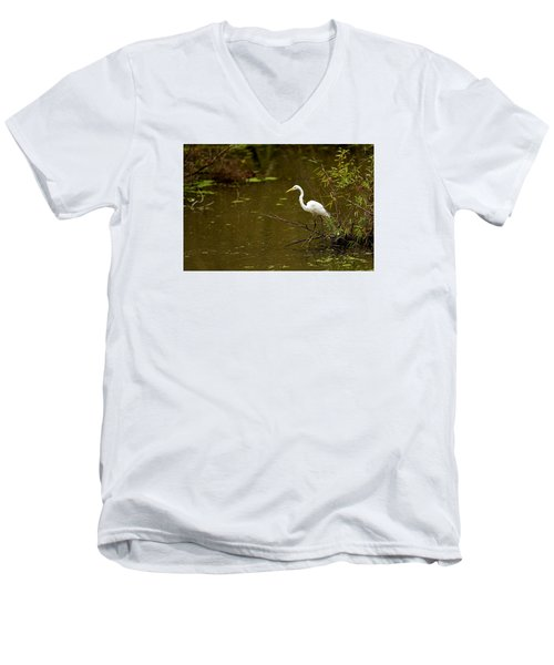 Stalker Men's V-Neck T-Shirt