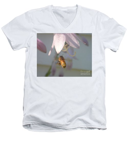 Stamen Attraction 2 Men's V-Neck T-Shirt