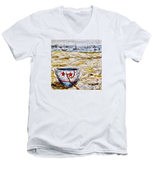 Star Boat Men's V-Neck T-Shirt