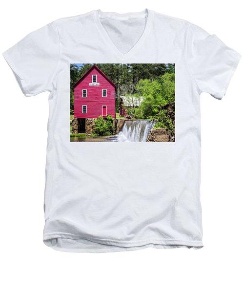 Starr's Mill 2 Men's V-Neck T-Shirt