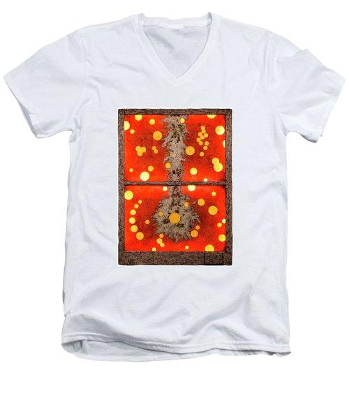 Static Pendulum Men's V-Neck T-Shirt
