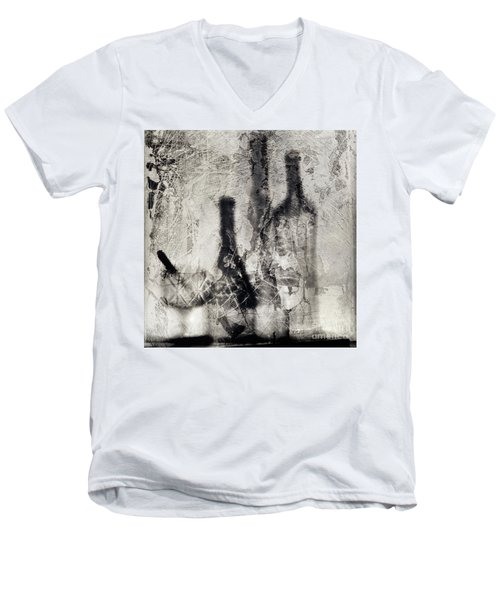 Still Life #384280 Men's V-Neck T-Shirt by Andrey Godyaykin
