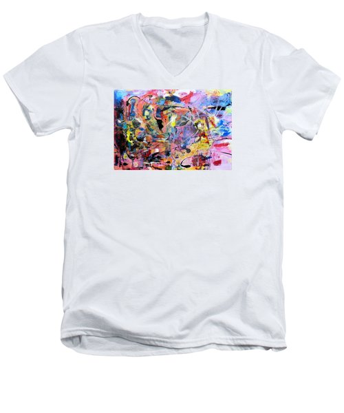 Stimuli Men's V-Neck T-Shirt