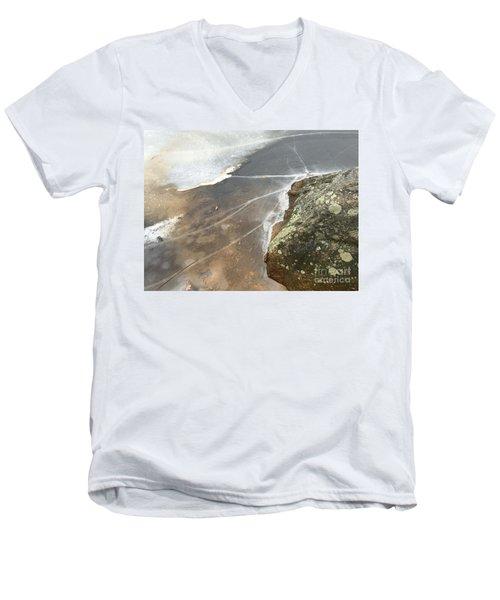 Stone Cold Men's V-Neck T-Shirt