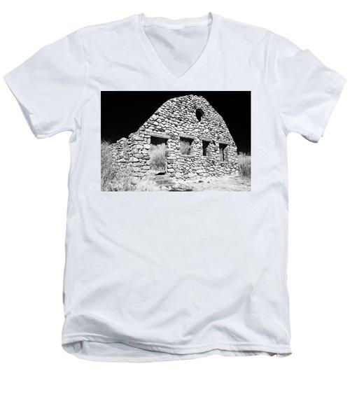 Stone Ruins Men's V-Neck T-Shirt