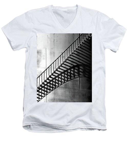 Storage Stairway Men's V-Neck T-Shirt
