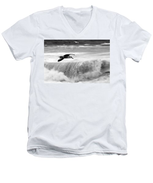 Storm Flight Men's V-Neck T-Shirt