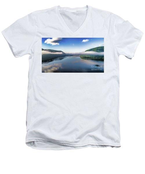 Storm King And The Highlands Men's V-Neck T-Shirt