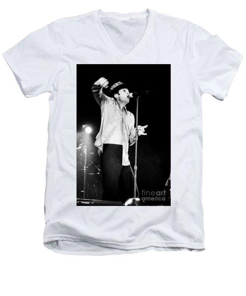 Stp-2000-scott-0926 Men's V-Neck T-Shirt
