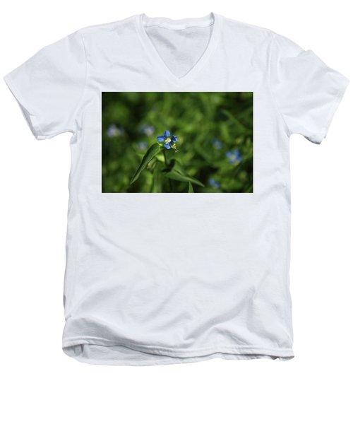 Stubborn Men's V-Neck T-Shirt
