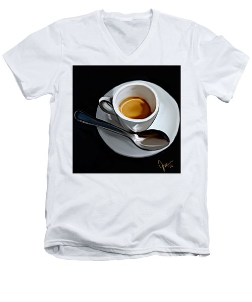 Sugar And Cream Men's V-Neck T-Shirt