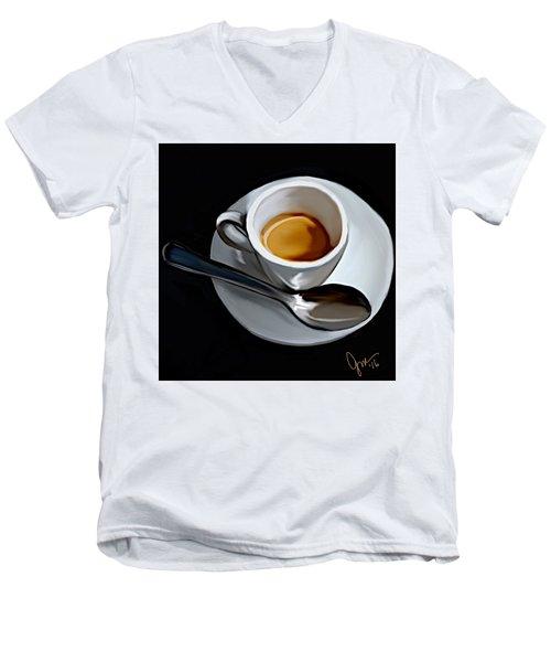 Sugar And Cream Men's V-Neck T-Shirt