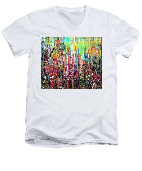 Sugar Rush Men's V-Neck T-Shirt